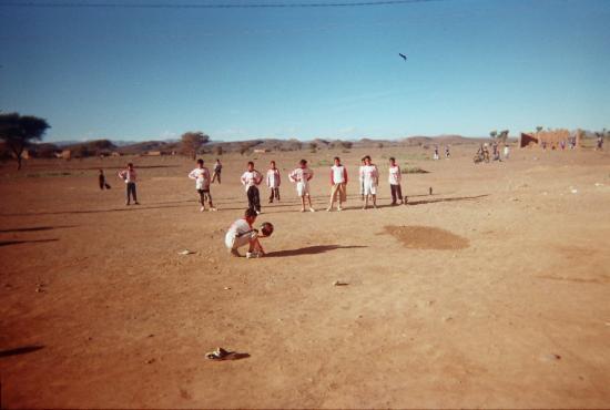Le club des cadets en foot-ball