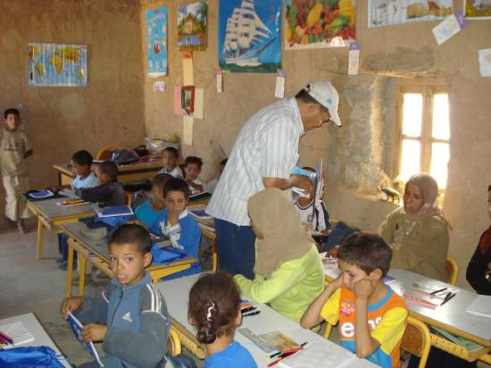 encourager la scolarisation