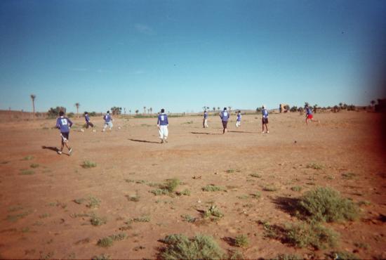 le club des juniors de foot-ball