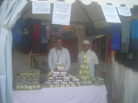 L\'association Boudib au 5 festival d\'Errachdia !
